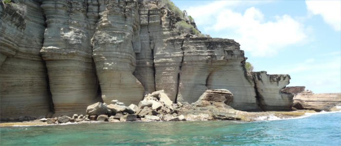 Pillars of Hercules - Antigua und Barbuda