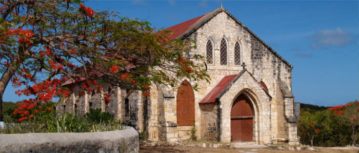 Gilbert Memorial Methodist Church - Antigua und Barbuda