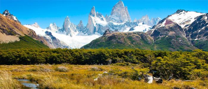 Landschaft von Argentinien