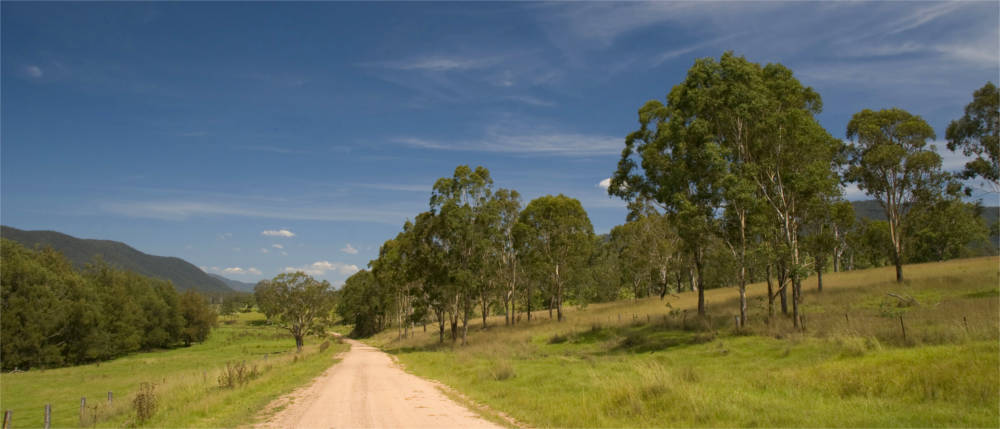 Wandern in Country New South Wales