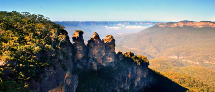 Gebirge in New South Wales