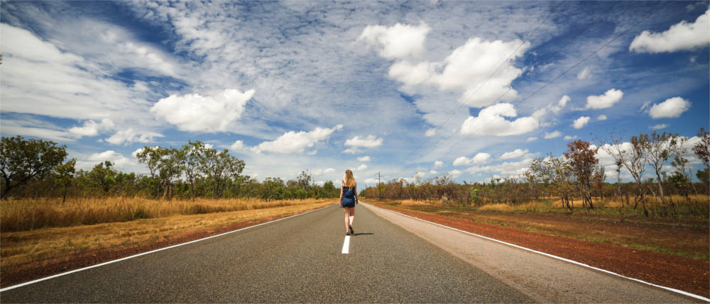 Tramperin in Queensland