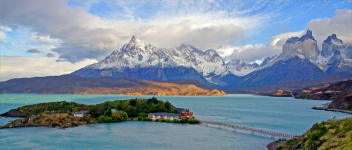 Nationalpark Torres del Paine in Chile