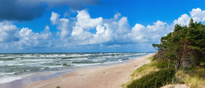 Strand in Deutschland