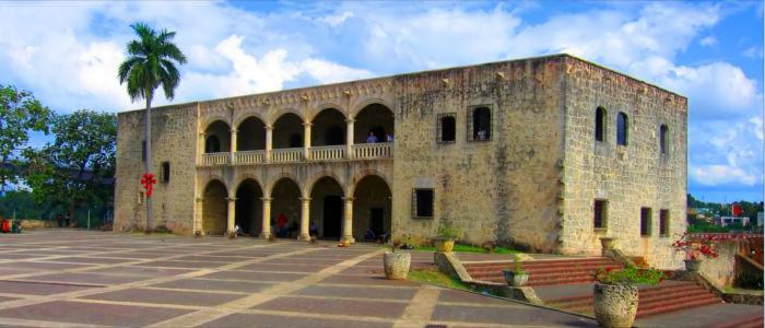 Dominikanische Republik Hauptstadt Santo Domingo