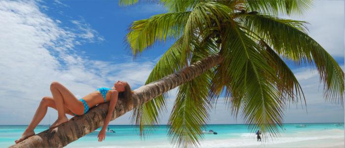 Entspannen im Urlaub in der Dominikanische Republik