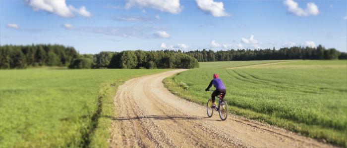 Radfahren in Estland