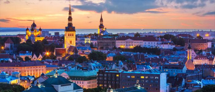 Hauptstadt Tallinn