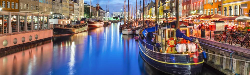 Reiseziel Kopenhagen in Dänemark