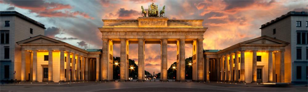 Reiseziel Berlin in Deutschland