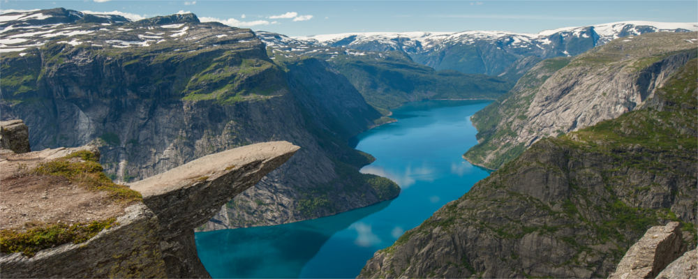 Reiseregion Hordaland in Norwegen
