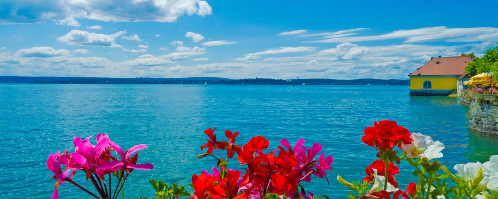 Die schönsten Seen Deutschlands