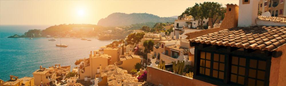 Reiseziele in Spanien