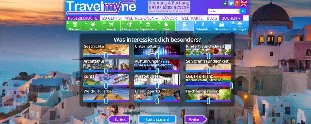 Suchmaschine Auswahl LGBT-Toleranz