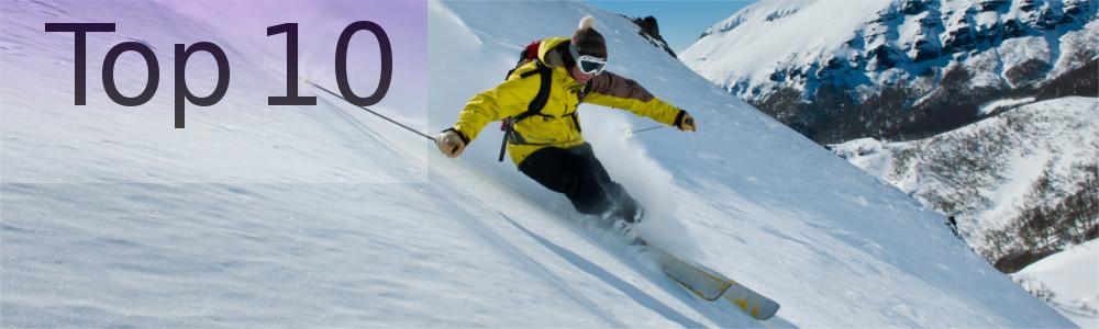 Wintersport im Sommer
