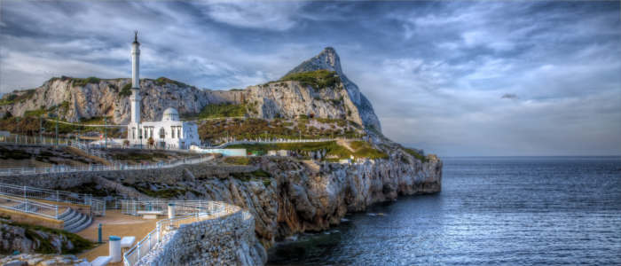 Moschee am Europe Point Gibraltar
