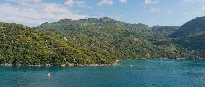 Labadee in Haiti