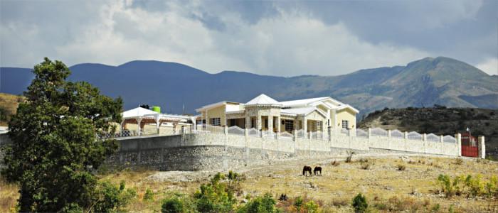 Villa in Haiti