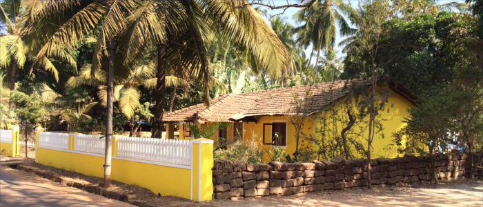 Haus auf Jamaika