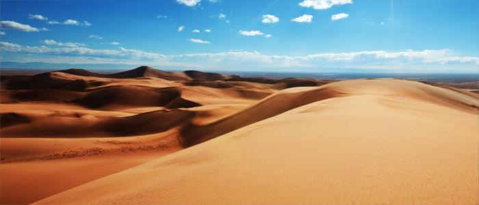 Wüste in Jemen