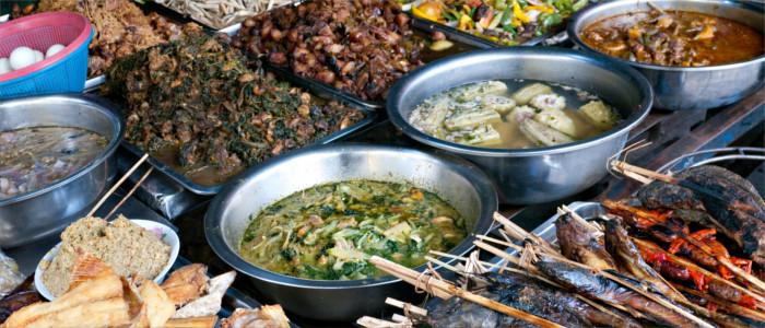 Essen in Kambodscha