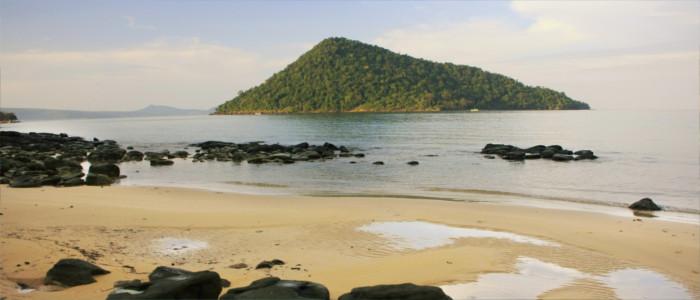 Koh Kon Insel in Kambodscha