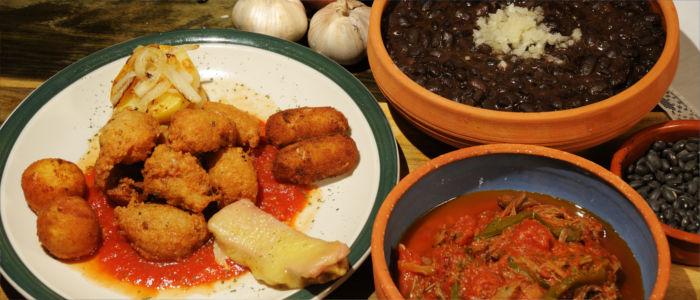 Kubanische Speisen