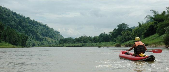 Urlaub in Laos