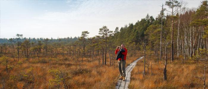 Urlaub in Lettland