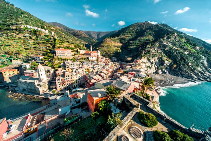 Ligurien - Die italienische Riviera   Travelmyne.de