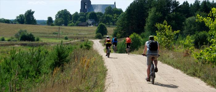 Radfahren in Litauen
