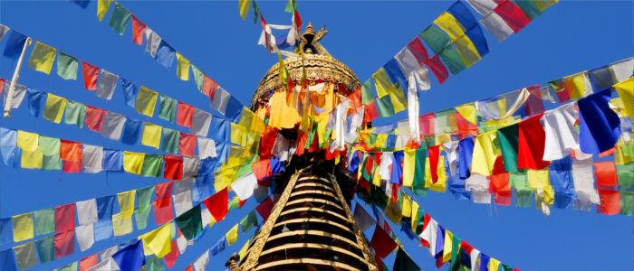 Religiöse Feste in Nepal