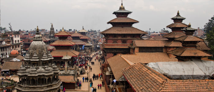 Stadt in Nepal