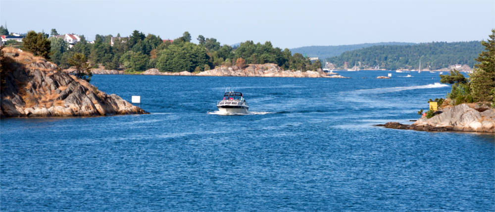 Lillesand in Aust-Agder