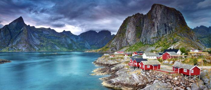 Norwegen Das Skandinavische Fjordland Travelmyne De