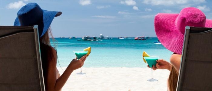Am Meer in Panama entspannen