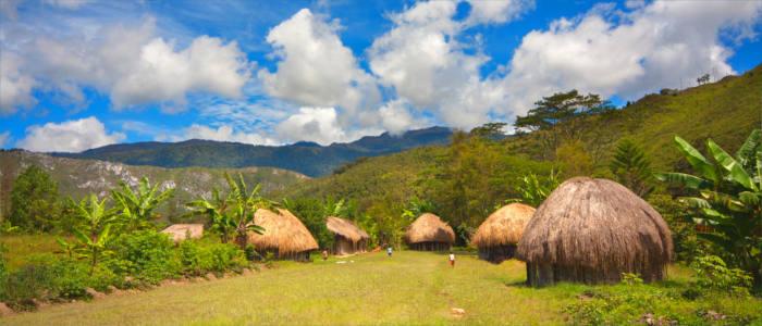 Papua Neuguinea Sehenswürdigkeiten
