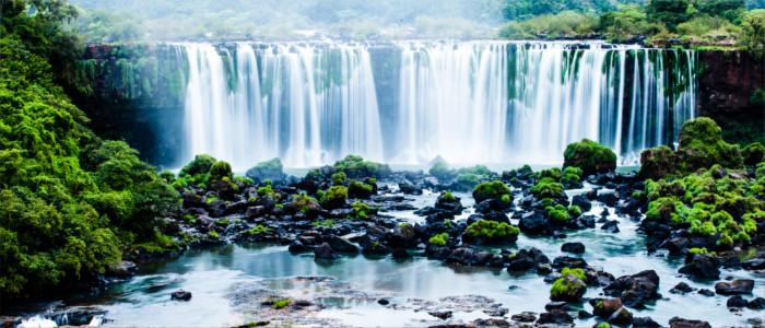 Iguazu Wasserfälle in Paraguay