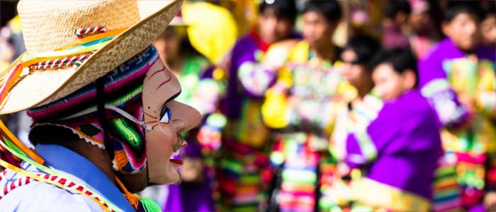 Fest in Peru