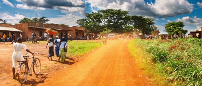 Leben in Sambia