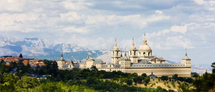 El Escorial in Madrid