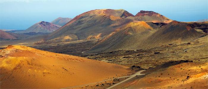 Nationalpark auf Lanzarote
