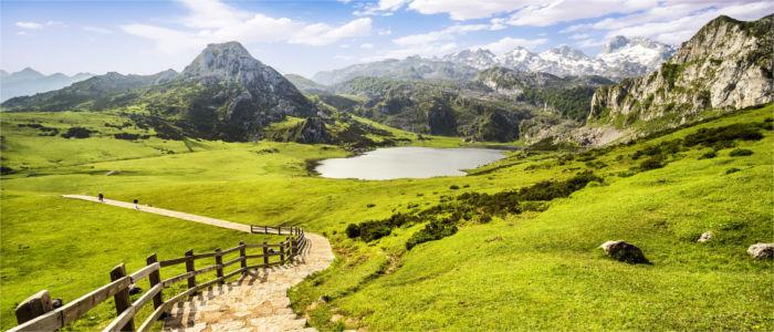 Asturien Klima