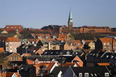 Panorama Aarhus