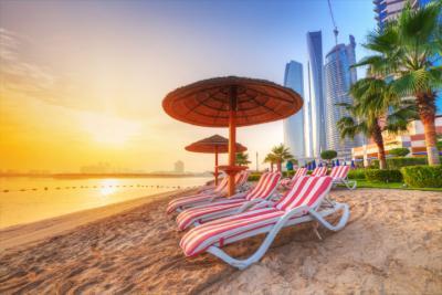 Reiseziel Abu Dhabi