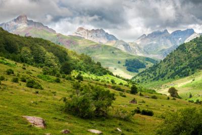 Pyrenäen in Huesca - Provinz in Aragonien