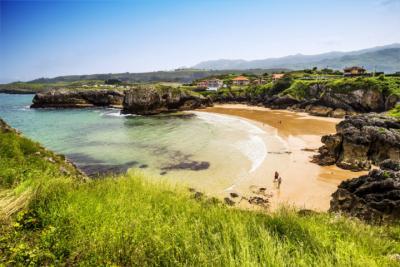 Küste von Asturien