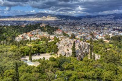 Die Hauptstadt Athen