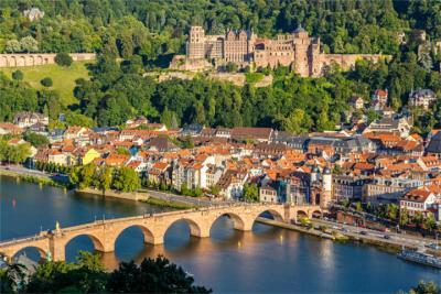 Universitätsstadt Heidelberg