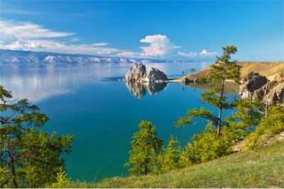 Panorama Baikalsee